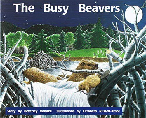 9780763519674: Rigby PM Collection: Individual Student Edition Orange (Levels 15-16) The Busy Beavers