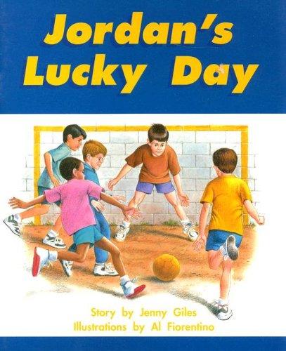 Jordan's Lucky Day: Jenny Giles