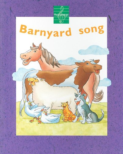 9780763523220: Rigby PM Collections Read-a-longs: Leveled Reader Barnyard Song