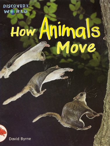 9780763523534: Dw-2 Rd How Animals Move Is (Discovery World Series: Red Level)