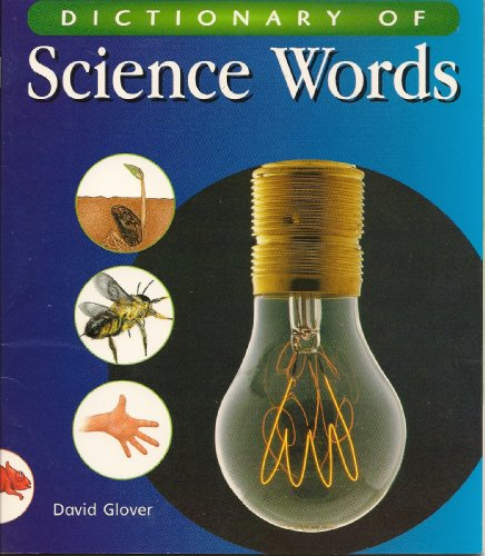 Dw-2 Rd Dictionary/Sci Wrds Is (Discovery World Series: Red Level): David Glover