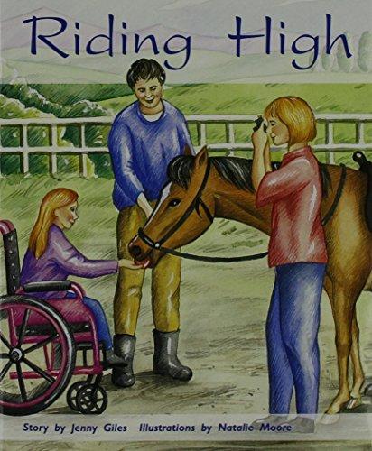 Riding High (PM Story Books, Purple Level): Giles, Jenny