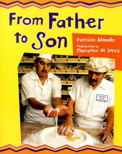 From Father to Son (Greetings!: Red Level): Almada, Patricia