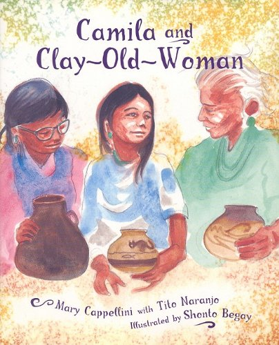 9780763532659: Camila and Clay-Old-Woman (Greetings!: Red Level)