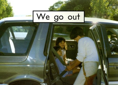 We Go Out (Rigby PM Collection: PM: Randell, Beverley; Giles,