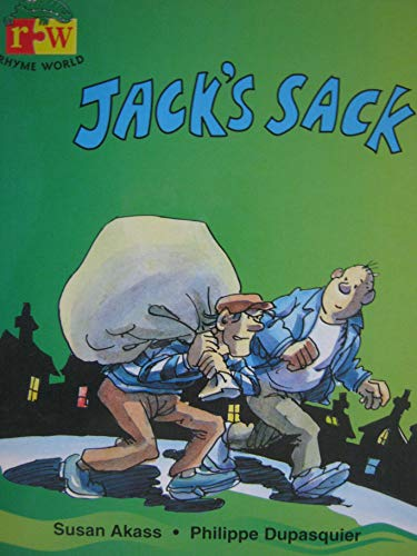 Rw Jack's Sack Is (Rhyme World): Akass, Susan