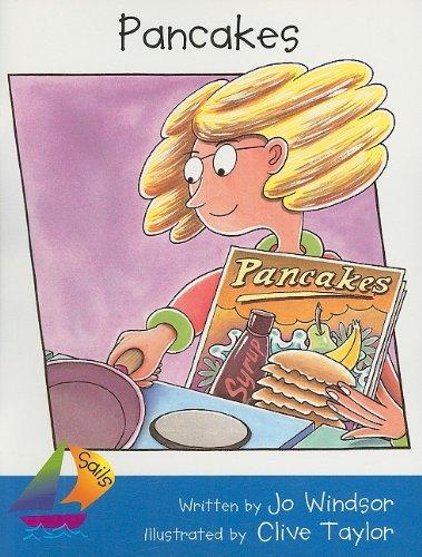 Pancakes: Jo Windsor