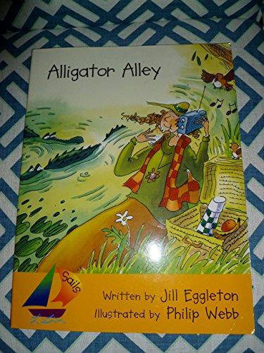 9780763559281: Sail EA Alligator Alley BB (Sails)