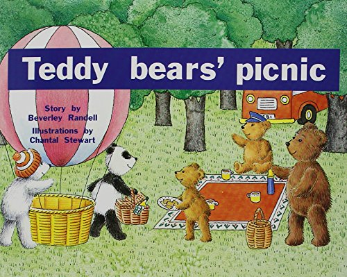 9780763559755: Rigby PM Plus: Individual Student Edition Red (Levels 3-5) Teddy Bears' Picnic