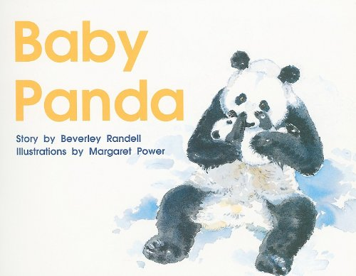 9780763559885: Rigby PM Plus: Individual Student Edition Red (Levels 3-5) Baby Panda