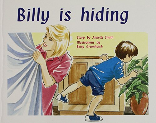 9780763559922: Rigby PM Plus: Individual Student Edition Red (Levels 3-5) Billy Is Hiding