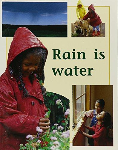 Rain Is Water (PMS): RIGBY