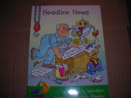 Headline News (Sails): Jo Windsor, Kelvin