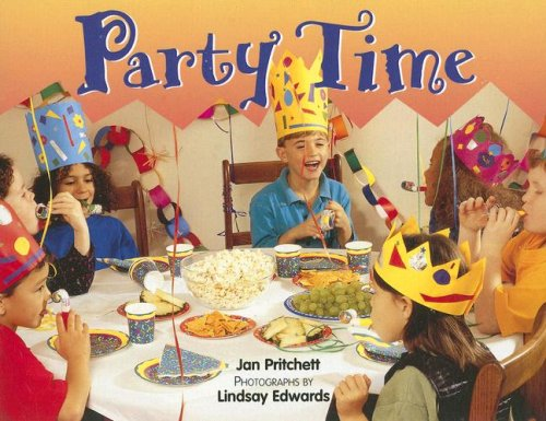 Party Time: Jan Pritchett; Rigby