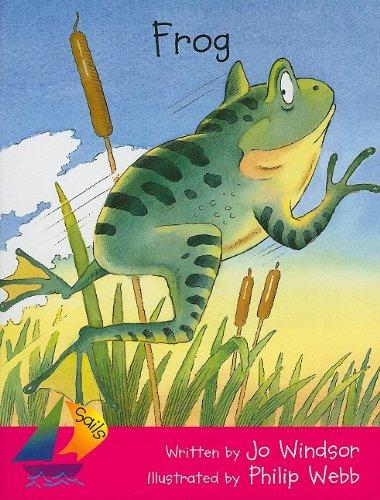Frog: Jo Windsor