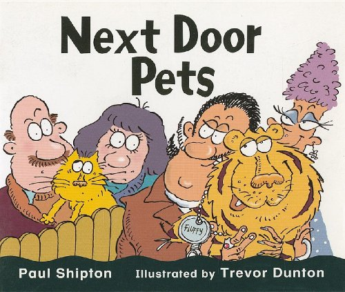 9780763566166: Next Door Pets, Level 4