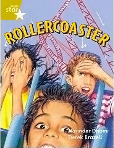 9780763566739: Rollercoaster