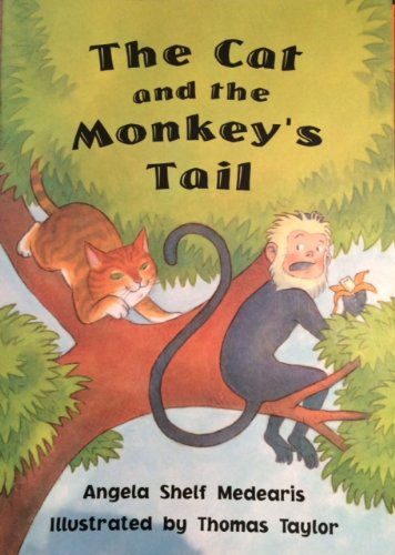 Rlsk Cat & Monkey's Tail BB (Rigby Literacy): Medearis
