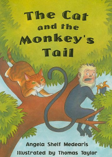 Rigby Literacy: Student Reader Grade K Cat and the Monkey's Tail: RIGBY