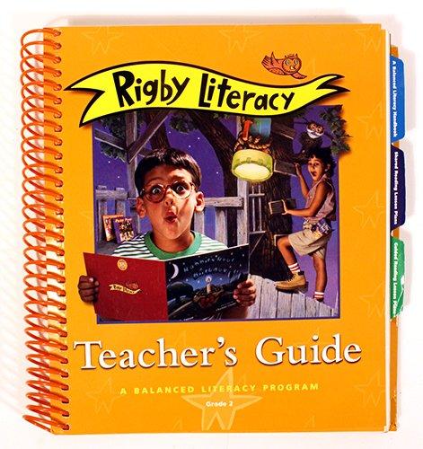 9780763568580 rlg2 teacher s guide tg rigby literacy abebooks rh abebooks com Rigby Readers Rigby Leveled Books Catalog