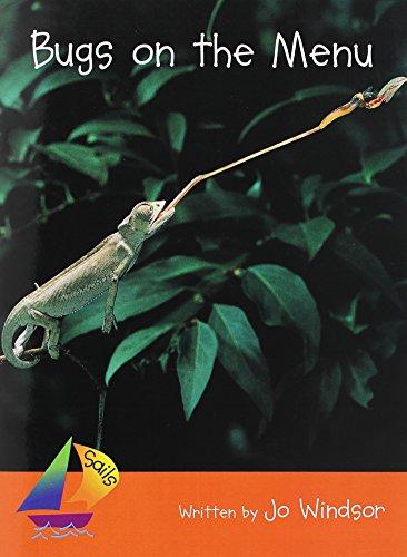 Bugs on the Menu: Jo Windsor