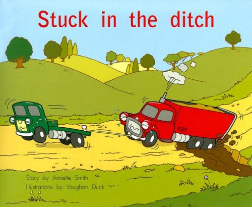 9780763572617: Stuck in the Ditch (Rigby PM Benchmark Collection Level 9)