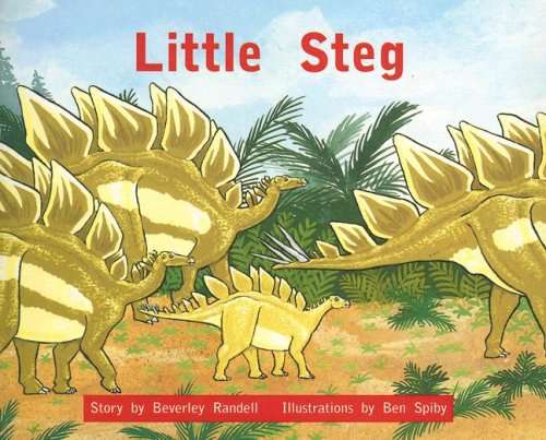 Little Steg (Rigby PM Benchmark Collection Level 15): Randell, Beverley