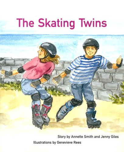 The Skating Twins: Annette Smith, Jenny