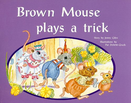 9780763572952: Rigby PM Plus: Individual Student Edition Blue (Levels 9-11) Brown Mouse Plays a Trick