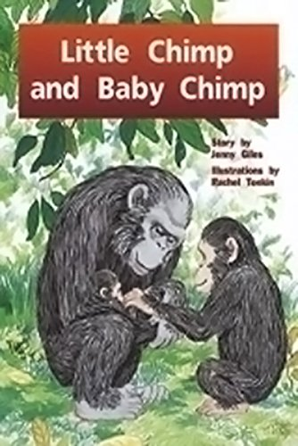9780763573041: Rigby PM Plus: Individual Student Edition Blue (Levels 9-11) Little Chimp and Baby Chimp