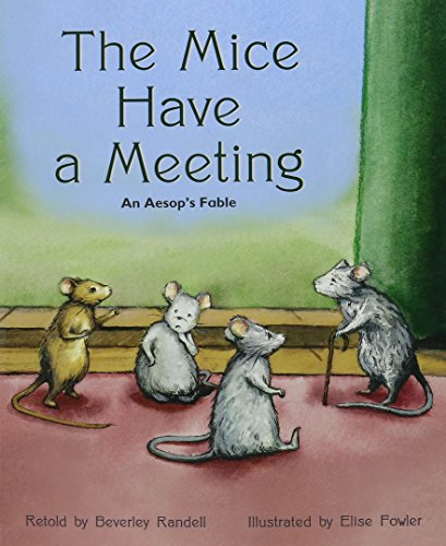 9780763573966: Rigby PM Plus: Individual Student Edition Orange (Levels 15-16) The Mice Have a Meeting