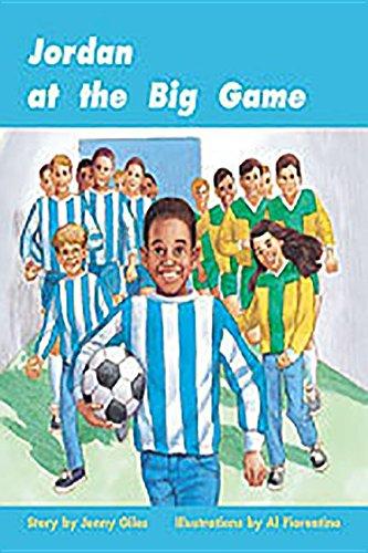 Jordan at the Big Game: RIGBY