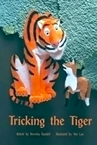 9780763574246: Rigby PM Plus: Individual Student Edition Turquoise (Levels 17-18) Tricking the Tiger