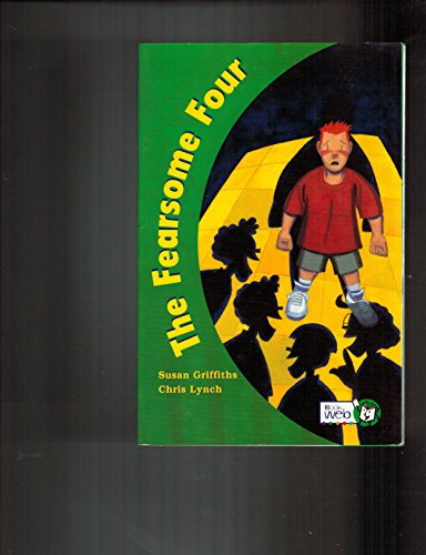 Rigby Bookweb: Student Reader Fearsome Four: Rigby