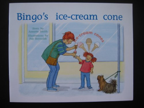 9780763597450: Rigby PM Plus: Leveled Reader 6pk Red (Levels 3-5) Bingo's Ice-Cream Cone
