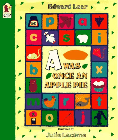 9780763601034: A Was Once an Apple Pie