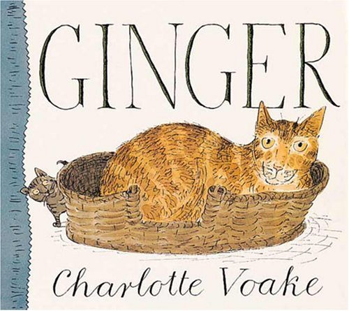 9780763601089: GINGER (HARDCOVER) 1997 CANDLEWICK PRESS