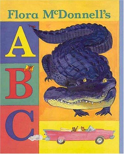 9780763601188: Flora McDonnell's ABC