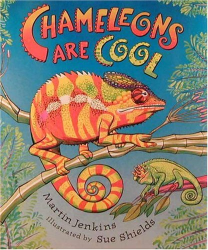 9780763601447: Chameleons Are Cool: Read and Wonder