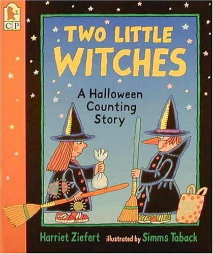 9780763602918: Two Little Witches: A Halloween Counting Story