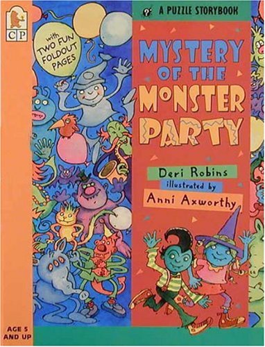 9780763603007: Mystery of the Monster Party (The Candlewick Puzzle Storybook Series)