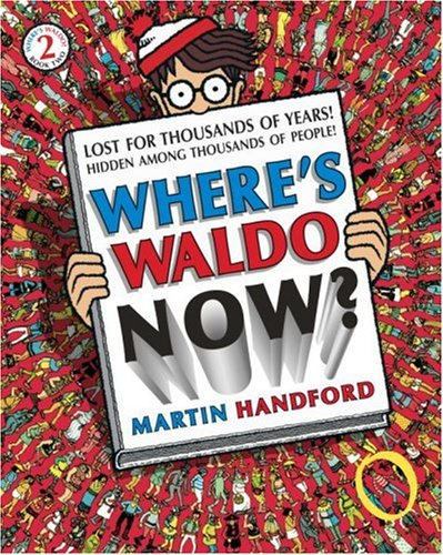 9780763603083: Where's Waldo Now?: Reissue (Waldo Classics)