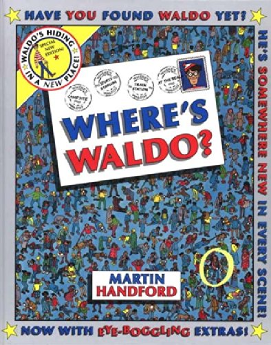 9780763603106: Where's Waldo? (Waldo Classics)