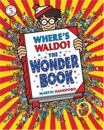 9780763603120: Where's Waldo?: The Wonder Book (Where's Waldo? Series)