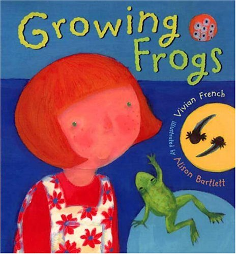 9780763603175: Growing Frogs