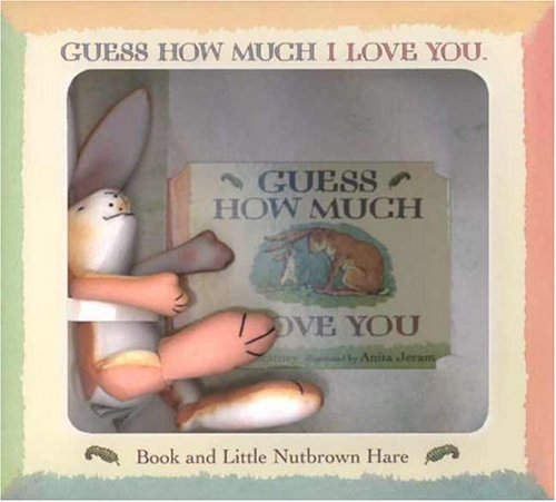 9780763603311: Guess How Much I Love You: Board Book and Plush