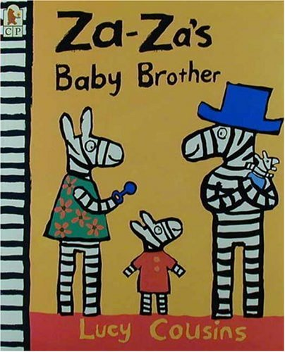 9780763603373: Za-za's Baby Brother