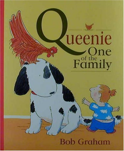 Queenie, One of the Family (0763603597) by Bob Graham