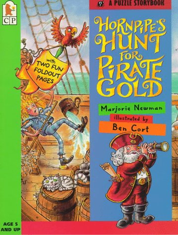 9780763604196: Hornpipe's Hunt for Pirate Gold (A Puzzle Storybook)