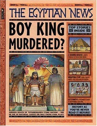 9780763604233: History News 3000 B.C. - 1100 B.C.: The Egyptian News (History News)